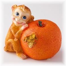 Копилка Апельсин
