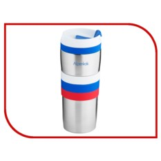 Термокружка Alpenkok Триколор 400 ml