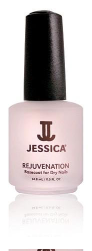 Базовое покрытие с маслом жожоба для сухих ногтей Jessica