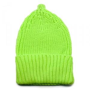Шапка Fit (неоновая зеленая)