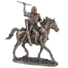 Статуэтка из полистоуна Воин на коне
