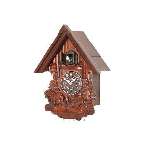 Настенные часы с кукушкой Sinix