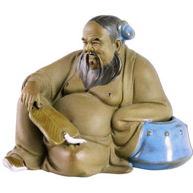 Фигура Лань Цайхэ одна из Восьми Бессмертных