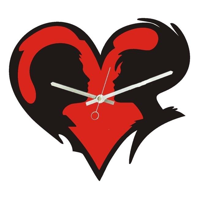 Часы Влюбленные