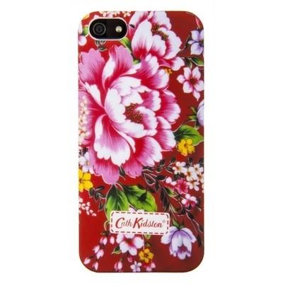 Чехол для iPhone 5 Cath Kidston Red Flower dream