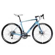 Шоссейный велосипед Giant Defy 1 Disc (2016)