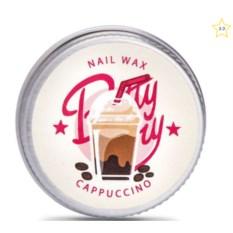 Воск для ногтей и кожи рук Bettyberry Cappuccino