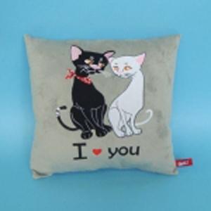 Подушка «Котики»
