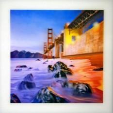 Картина Ночной мост