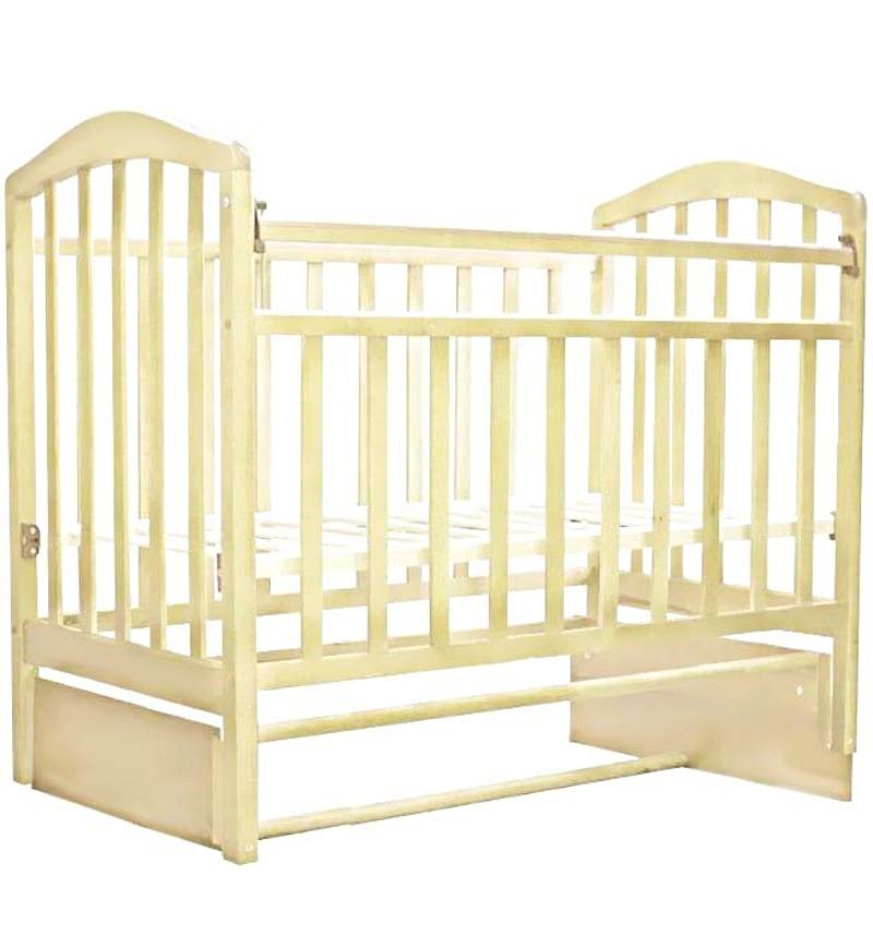 Кровать-маятник Алита 5, слоновая кость