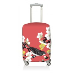 Чехол для чемодана LOQI Prima Cherry