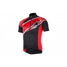 Футболка Alpinestars Nemesis Team White/Black/Red
