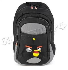 Рюкзак AngryBirds для взрослых черный