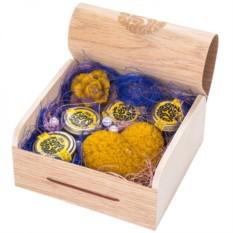 Подарочный набор на основе меда От чистого сердца
