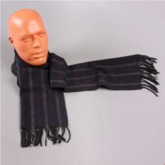 Мужской шарф в полоску Halstech