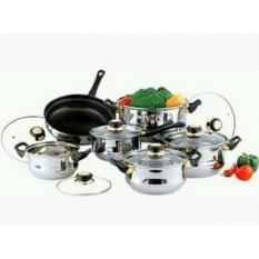 Набор посуды Bekker Classic из 12 предметов