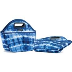 Дорожная сумка-холодильник Traveler lunch bag Tie dye