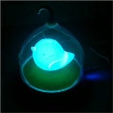 Креативная лампа-ночник Птичья клетка
