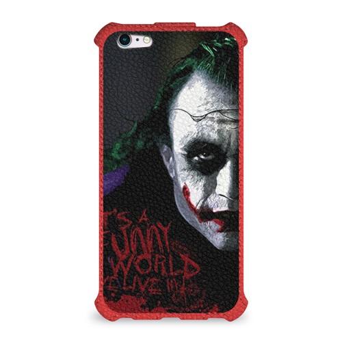Чехол для Apple iPhone 6/6S plus flip Джокер
