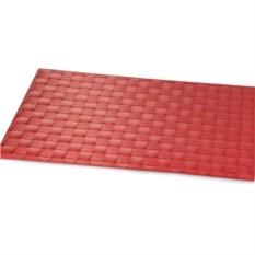 Салфетка под посуду Atrium (30х43см, цвет: бордо)