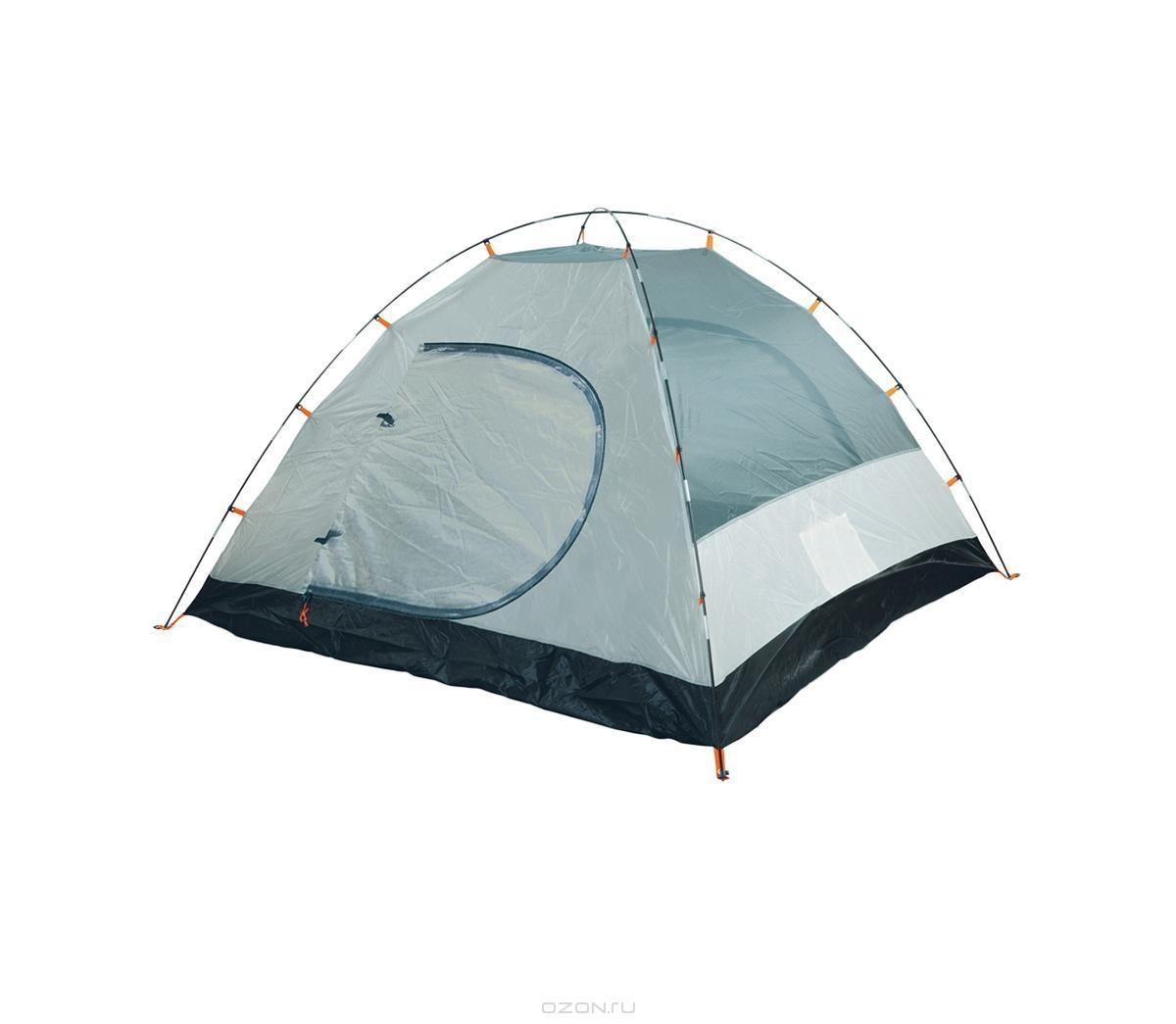 Палатка Husky Baron 3 Light Blue