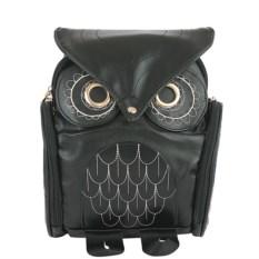 Черный рюкзак Филин