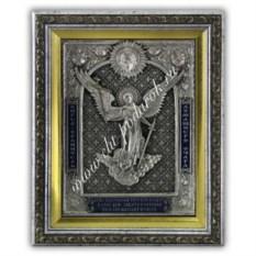 Икона Ангел Хранитель (размер: 21х26х3 см)