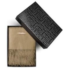 Песочный шарф Baldinini