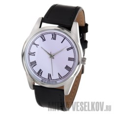 Часы Mitya Veselkov Куранты на белом