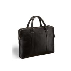 Деловая черная сумка Brialdi Durango
