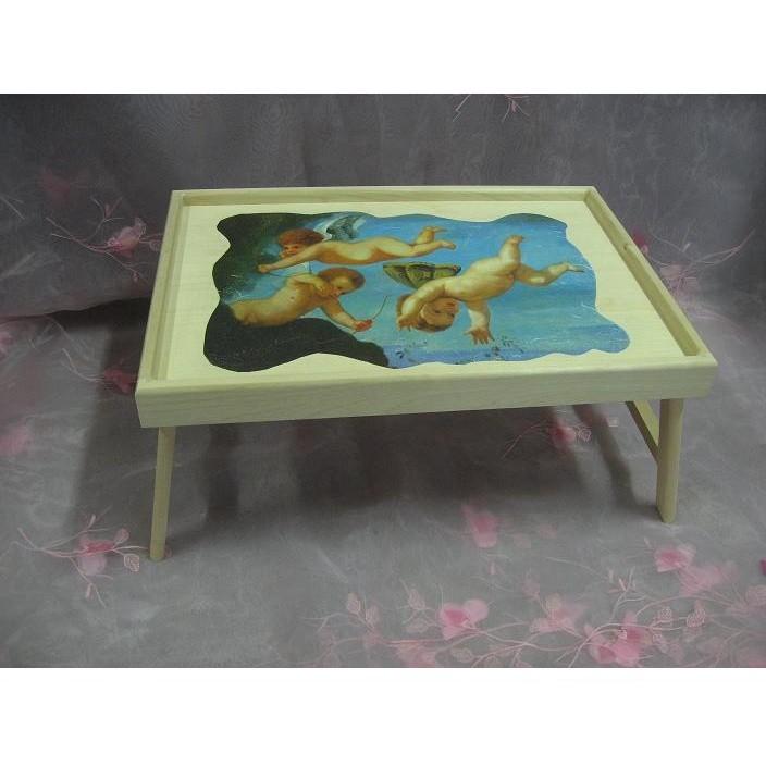 Столик для завтрака в постель «Танец Ангелов»