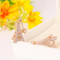 Комплект «Париж» с австрийскими кристаллами