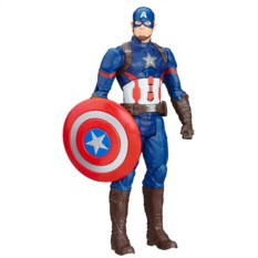 Интерактивная фигурка Первого Мстителя от Hasbro Avengers