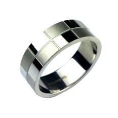 Кольцо из стали Respect Steel SRPL 87