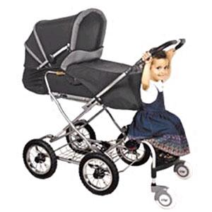 Приставка к коляске для старшего ребёнка