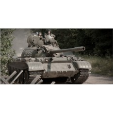 Сертификат на экскурсию на танке или БМП