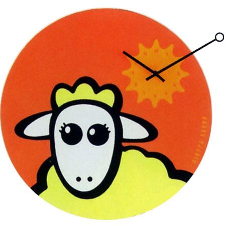 Часы «Овечка»
