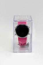 Наручные часы Модный стиль, розовые