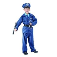 Детский карнавальный костюм Полиция