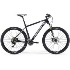 Горный велосипед Merida BIG.SEVEN 900 (2016) Matt Black
