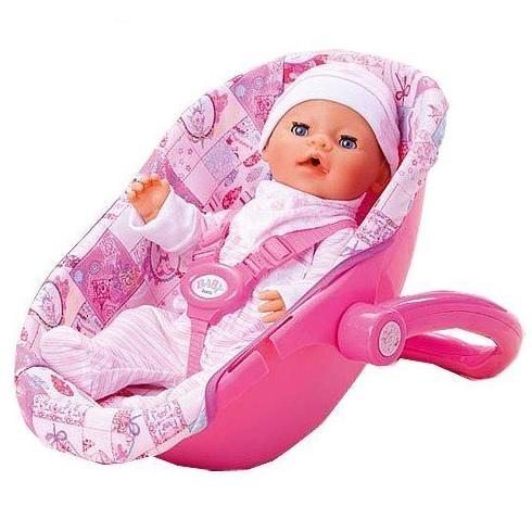 Переноска для куклы baby born