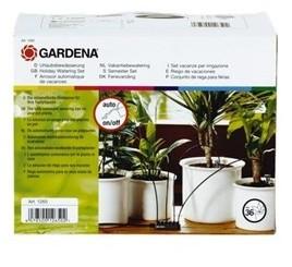 Система автополива комнатныx растений Гардена