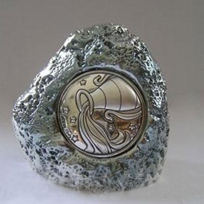 Камень удачи «Водолей»