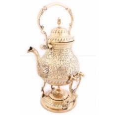 Чайник с горелкой