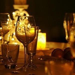 Подарочный сертификат «Ужин в темноте для двоих»