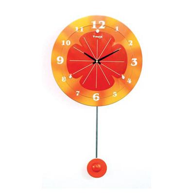 Часы настенные Забавный грейпфрукт