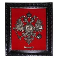 Панно Малый имперский герб, 46,5х39 см
