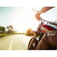 Подарочный сертификат Вождение мотоцикла