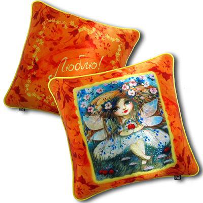 Подушка «Фея»