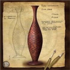 Напольная ваза 2